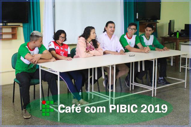 I Café com PIBIC