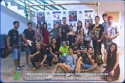 Durante o dia 22 de novembro, aconteceu a I Mostra de Empreendedorismo do IFAM/Campus Lábrea (evento financiado pelo Edital 03/2018-PROEX/IFAM).