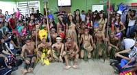 Ifam Campus Lábrea Comemora dia do Índio e de Tiradentes