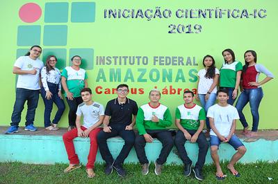 A realização do III Seminário de Iniciação Científica do IFAM/Campus Lábrea que ocorreu entre os dias 28, 29 e 30 de maio no Miniauditório do Campus foi um sucesso.