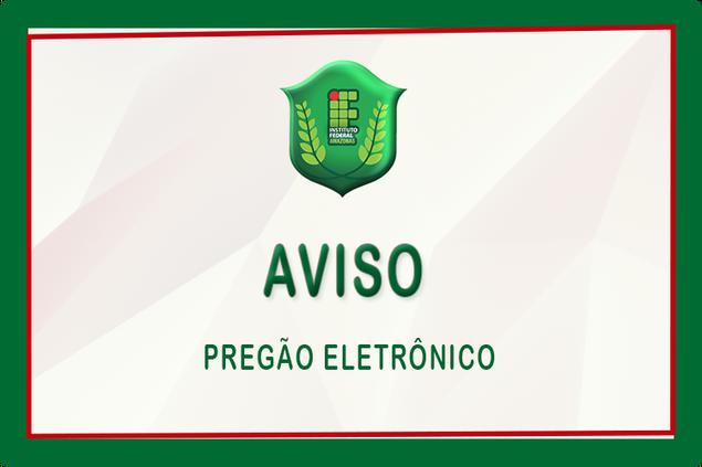 Pregão Eletrônico Nº 05/2020 - SRP