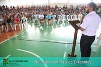 O evento aconteceu no Ginásio Poliesportivo do IFAM campus Lábrea