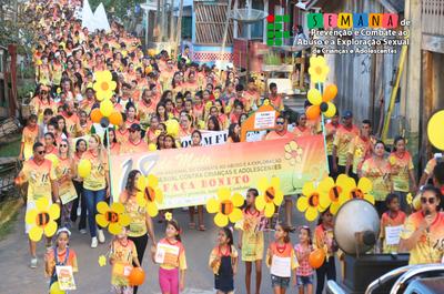 Entre os dias 13 e 17 de maio de 2019 o IFAM Campus por meio da equipe multidisciplinar realizou a Semana Prevenção e Combate ao Abuso e Exploração Sexual de crianças e adolescentes.