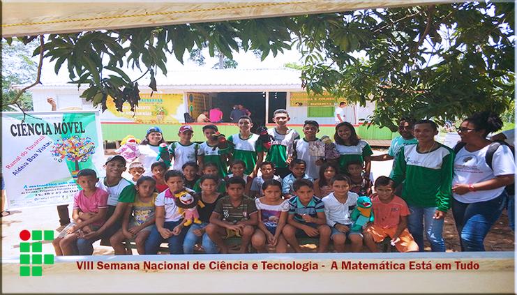 SNCT na Comunidade do Tahuaruã