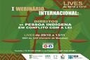 I Webinário Internacional