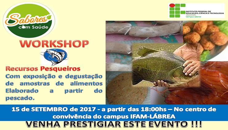 WORKSHOP Recursos Pesqueiros