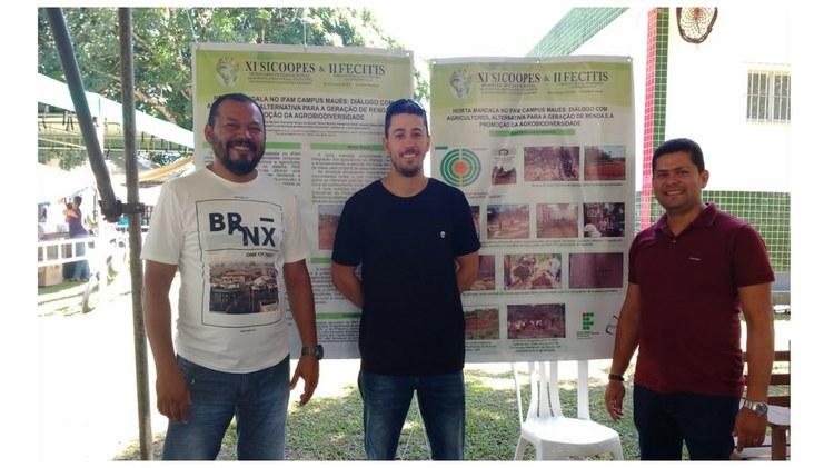 Equipe do IFAM campus Maués participa de evento que discute vivências e ruralidades no espaço Amazônico