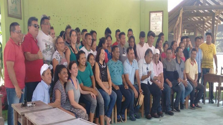 Formação Inicial em Agricultura Familiar oportunizado pelo campus Maués.