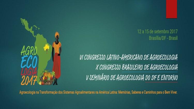 O campus Maués participará do AGROECOLOGIA2017, que vem a ser o VI Congresso LatinoAmericano de Agroecologia