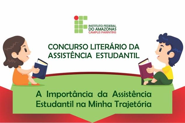 1º Concurso Literário da Assistência Estudantil do Campus Parintins
