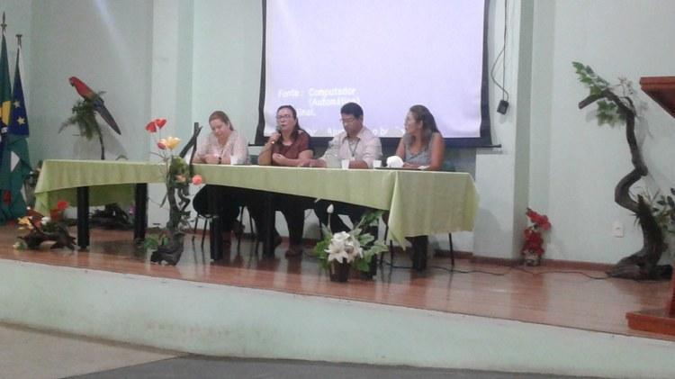 Abertura do Primeiro Curso de Mestrado em Informática no IFAM Parintins