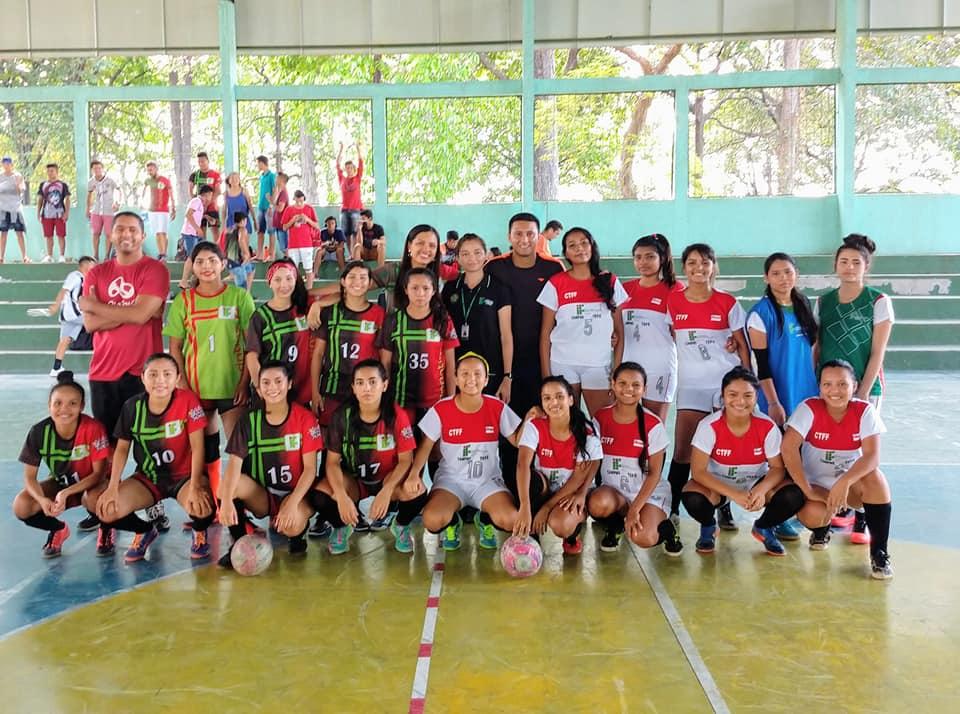 Meninas do Futsal conquistam Ouro no JIFAM 2019