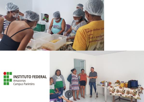 IFAM vai à Comunidade do Murituba