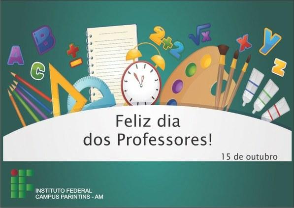 Parabéns Professor!