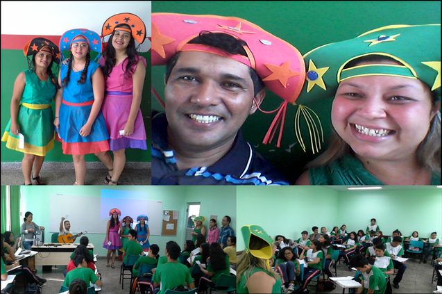 Projeto Arte-Educação: A promoção da Saúde e Prevenção de DST's no IFAM - Parintins