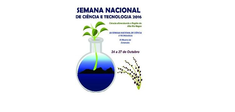 XII Semana Nacional de Ciência e Tecnologia do IFAM/Campus São Gabriel da Cachoeira