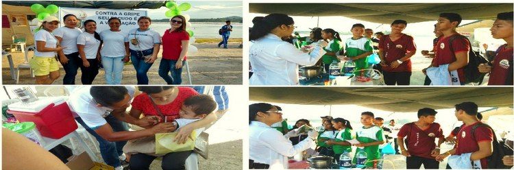 Campus São Gabriel da Cachoeira promoveu ação de saúde biopsicossocial