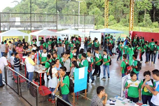 IV Ação Biopsicossocial do Campus São Gabriel da Cachoeira
