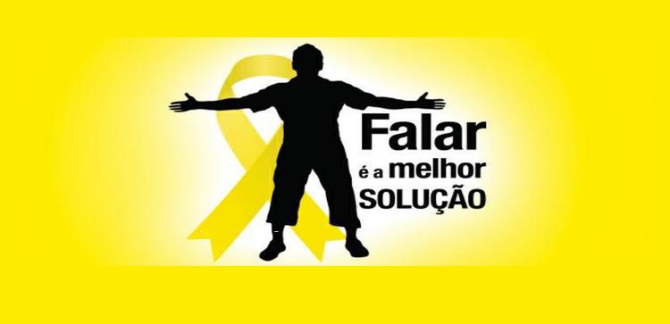 Setembro Amarelo: Campanha de Prevenção ao Suicídio.