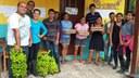 doação de alimento