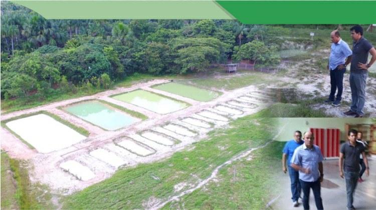 Dep. Cabo Maciel destina emenda para construção de laboratório no IFAM Campus Tabatinga