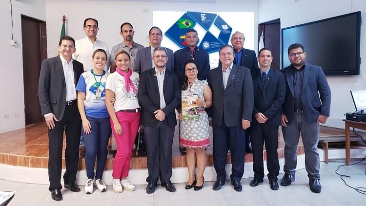 I Encontro Internacional Fronteiriço de Pesquisa em Administração e Empreendedorismo na Amazônia