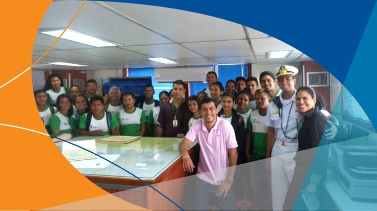 IFAM Tabatinga realiza 1ª Visita Técnica Intercursos