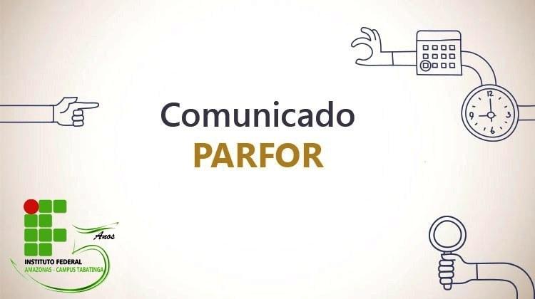 PARFOR – CampusTabatinga