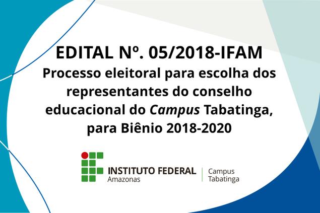 Processo Eleitoral para Escolha dos Representantes do Conselho Educacional