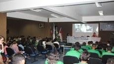 Conferência de abertura no CETAM com a Profª. Dra. Rita Machado (CEST-UEA)