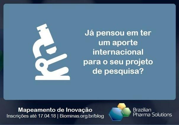 Biominas, Abiquifi e Apex-Brasil mapeiam startups para conectar com  investidores internacionais
