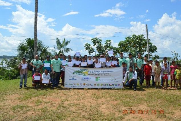Campus Tabatinga capacita indígenas no Alto Solimões