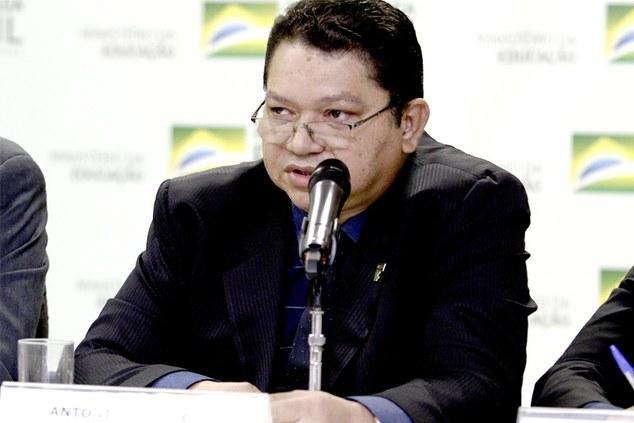 Cerimônia de posse do Reitor do Instituto Federal do Amazonas.