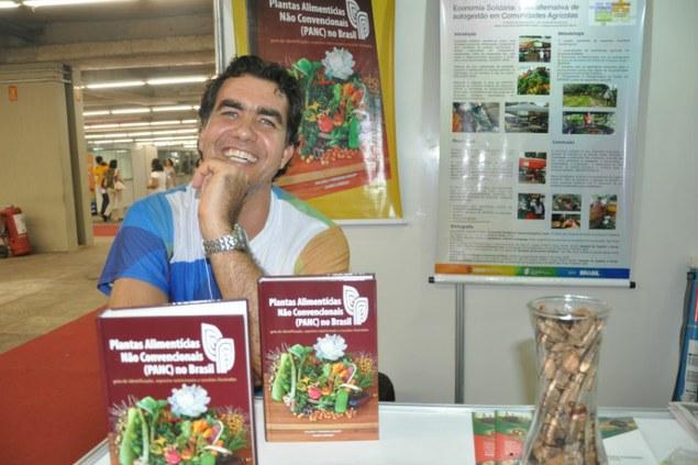CMZL recebe maior festival de alimentação viva da América Latina