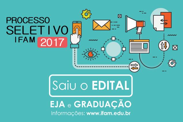 Inscrições abertas: Graduação e EJA do PS 2017/1