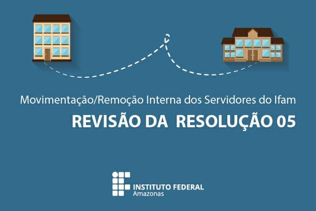 Consulta Pública: Movimentação/Remoção Interna de Servidores