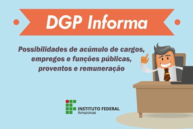 DGP orienta servidores sobre acúmulo de cargos