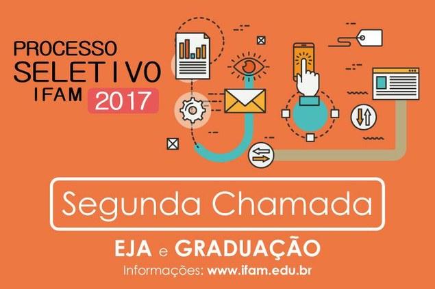 EJA e Graduação: 2ª chamada para cotistas e ampla concorrência