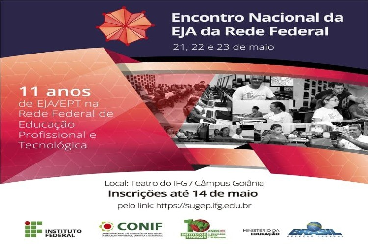 IFAM participa do I encontro Nacional de EJA