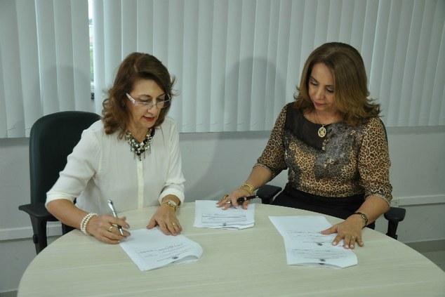IFAM assina termo de parceria com oTRE-AM
