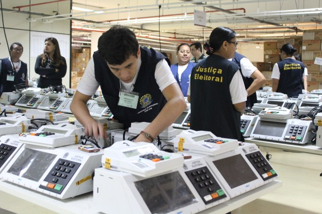 Parceria TRE: IFAM capacita alunos, egressos e externos para atuar nas eleições 2017