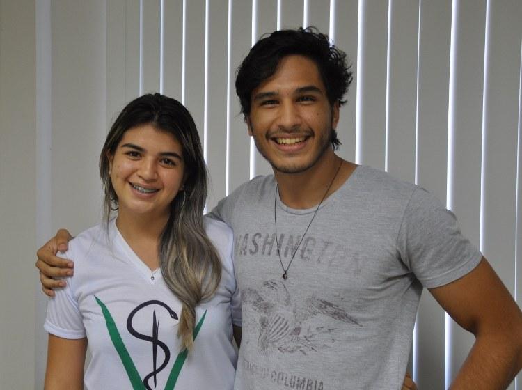 Ravena e Lucca foram selecionados para o programa