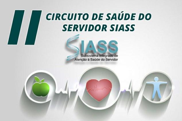 II CIRCUITO DE SAÚDE DO SERVIDOR UNIDADE SIASS/UFAM