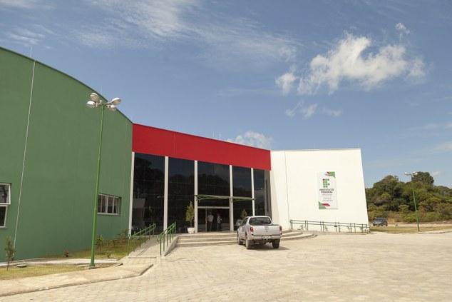 Inauguração de sede definitiva do IFAM em Itacoatiara