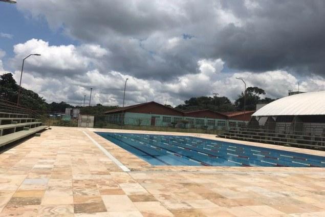 Inaugurado ginásio poliesportivo do Campus Presidente Figueiredo
