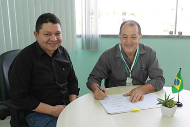 Instituto Federal do Amazonas assina aliança de parceria com a Fundação Amazonas Sustentável