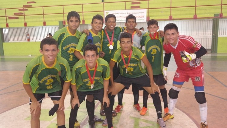 futsal campeão campus zonal leste JIFAM
