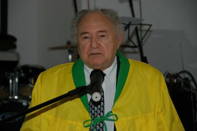 Morre Moacir Andrade: Ex aluno e ex professor do IFAM
