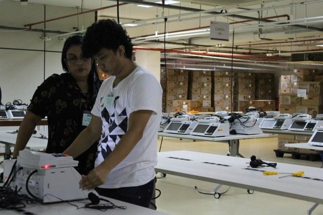 Operadores de Transmissão participam de treinamento e palestra
