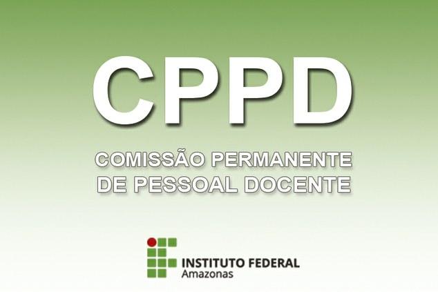 Processo de seleção para docentes comporem a CPPD.